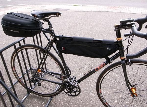 自転車の 自転車 バッグ フレーム : フレームバッグ - BIKELOOP WEB